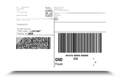 Download A Return Shipping Label